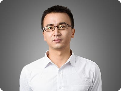 Production Manager Thomas Wang